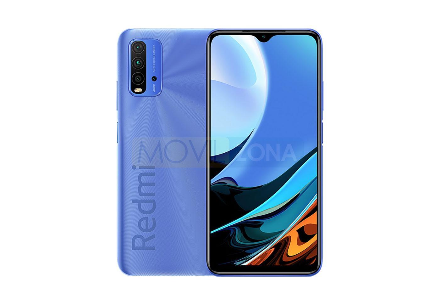 Redmi 9T azul