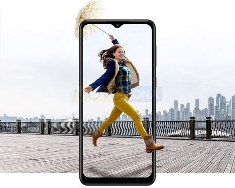 Samsung Galaxy A02 pantalla
