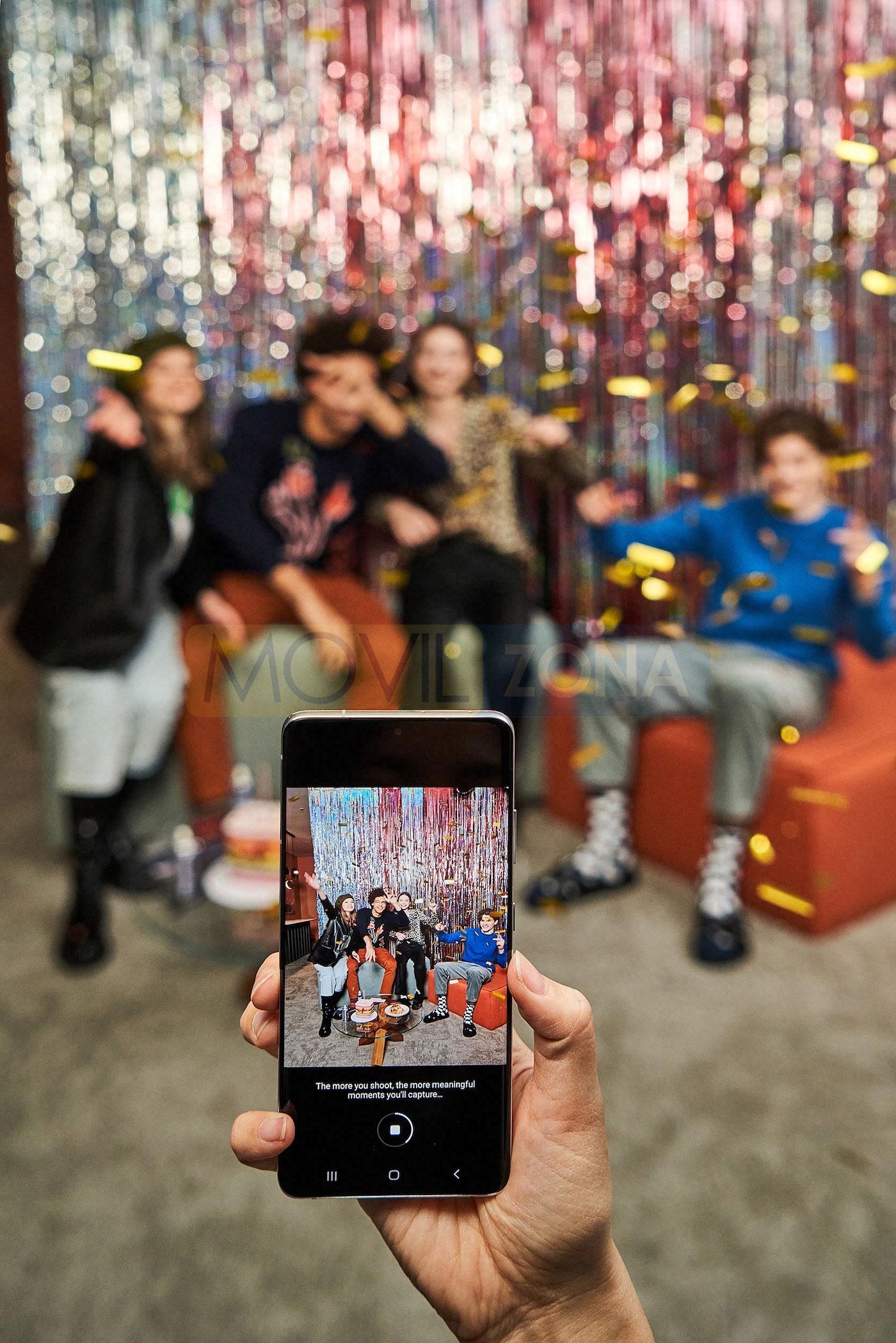 Samsung Galaxy S21 Ultra fotos