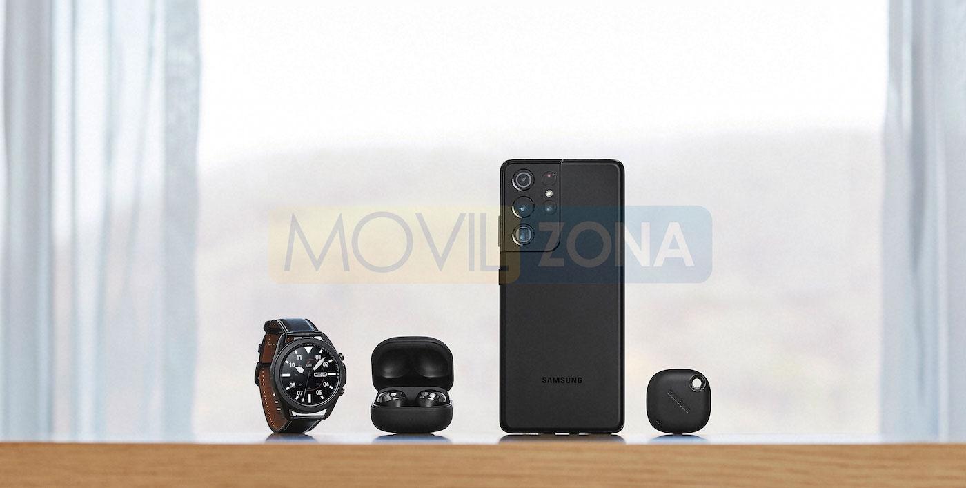 Samsung Galaxy S21 Ultra accesorios