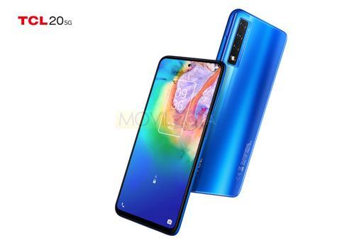 TCL 20 5G azul