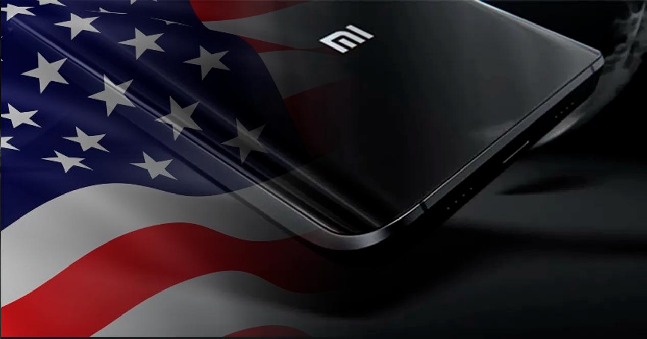 bandera americana xiaomi