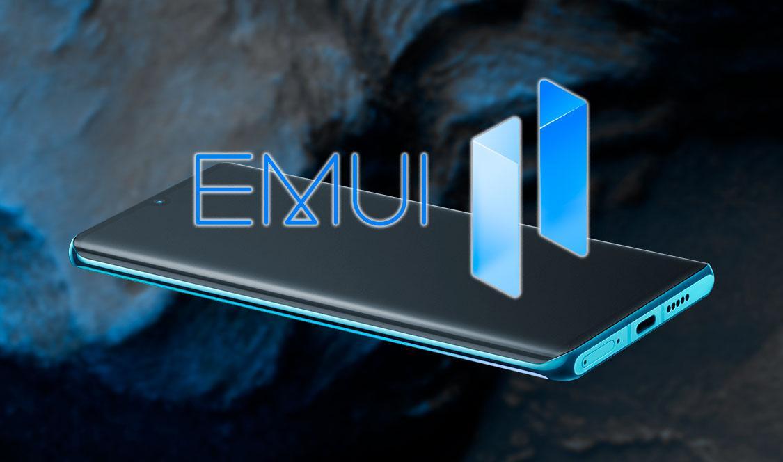 actualización huawei emui 11