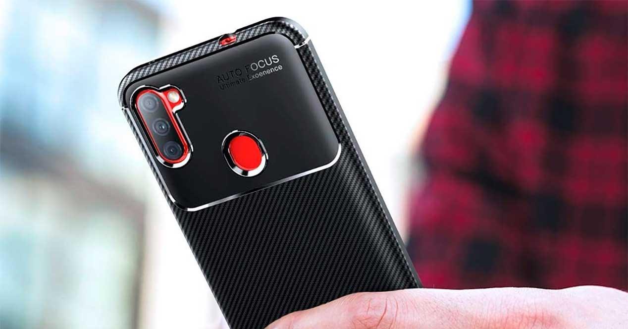 fundas Samsung Galaxy M11
