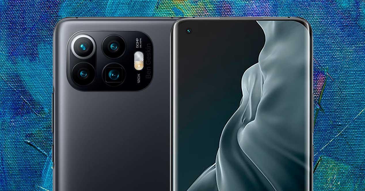 cámara Xiaomi Mi 11 Pro