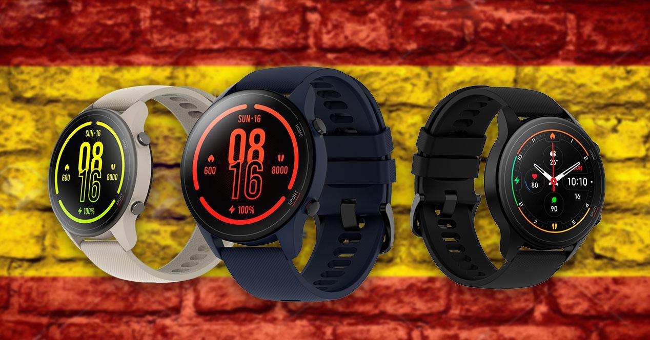 mi watch españa