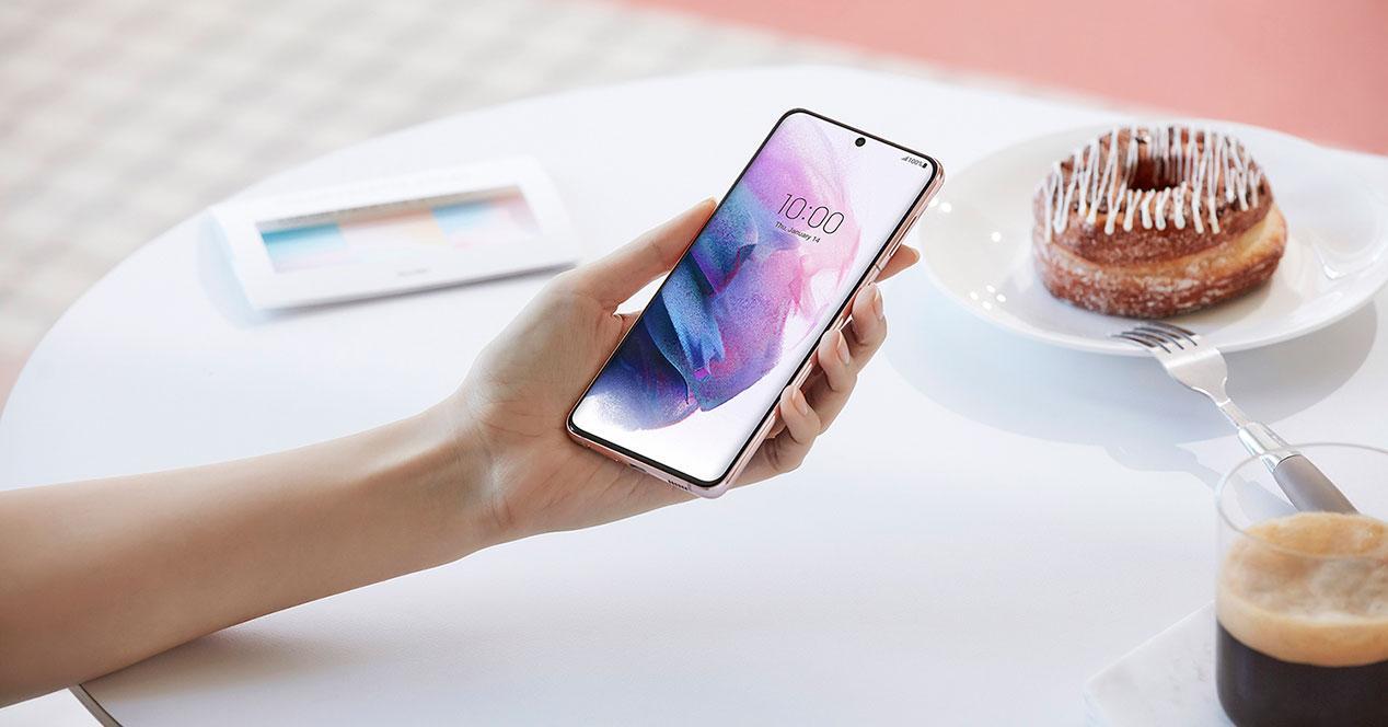 botón función Samsung
