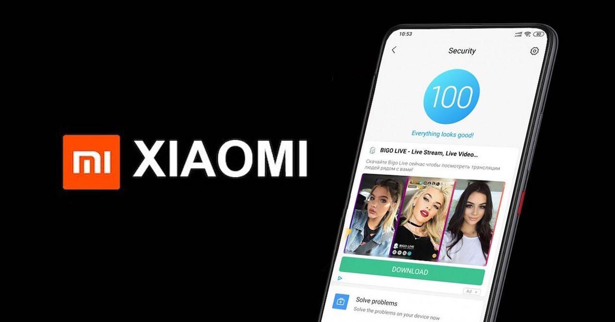 publicidad Xiaomi