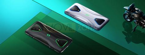 Black Shark 3 Pro colores