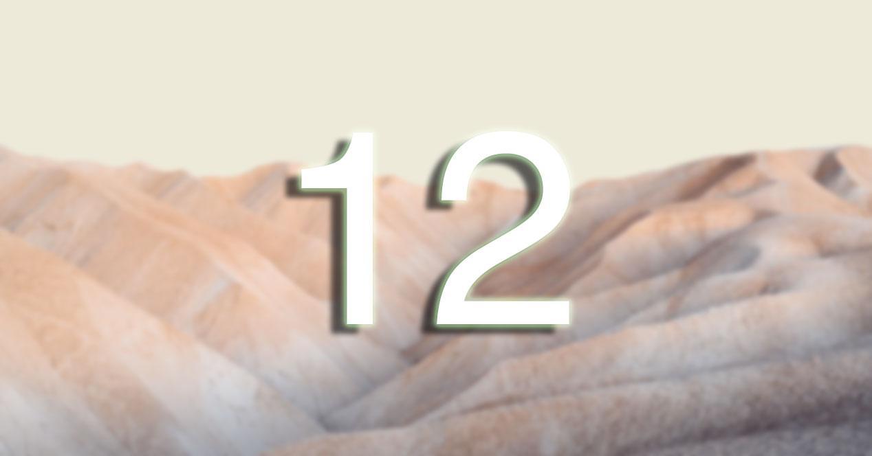 Fondo pantalla android 12