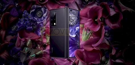 Huawei Mate X2 negro