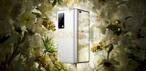 Huawei Mate X2 blanco