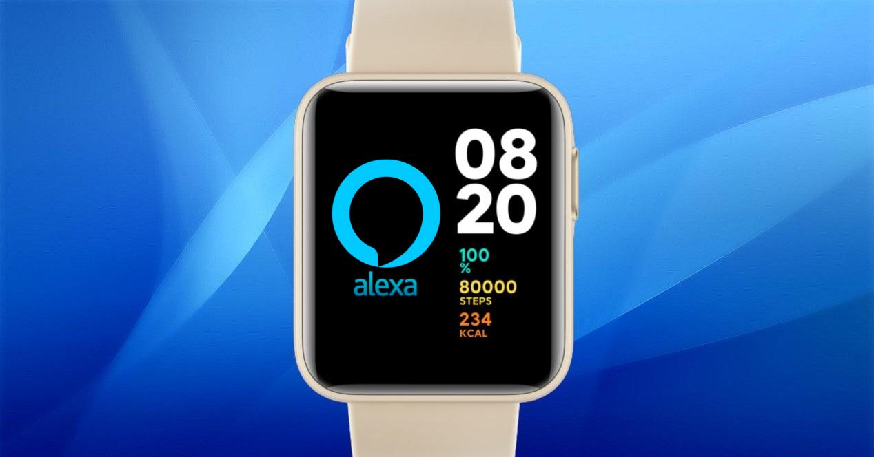 Mi Watch con Alexa