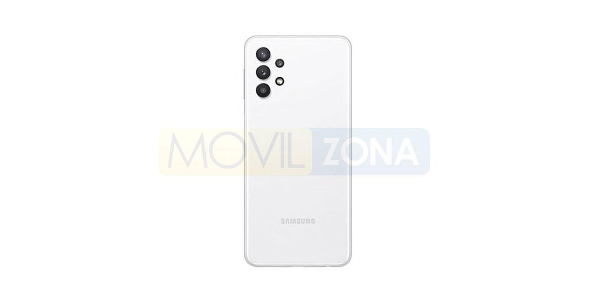 Samsung Galaxy A32 5G blanco