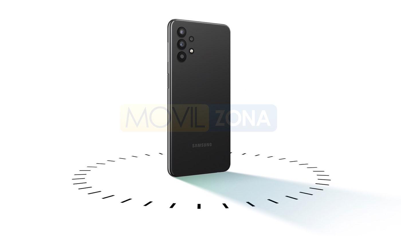 Samsung Galaxy A32 5G cámara