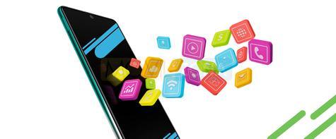 Samsung Galaxy F62 apps