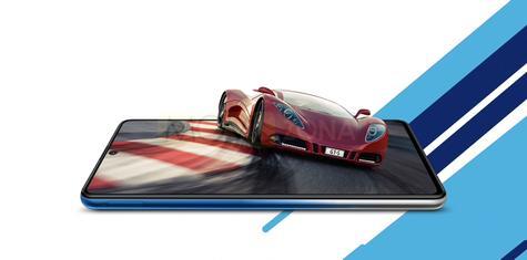 Samsung Galaxy F62 rendimiento