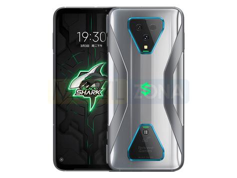 Xiaomi Black Shark 3 diseño