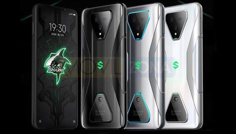 Xiaomi Black Shark 3 colores