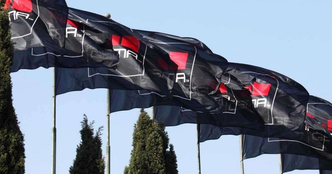 banderas de la gsma