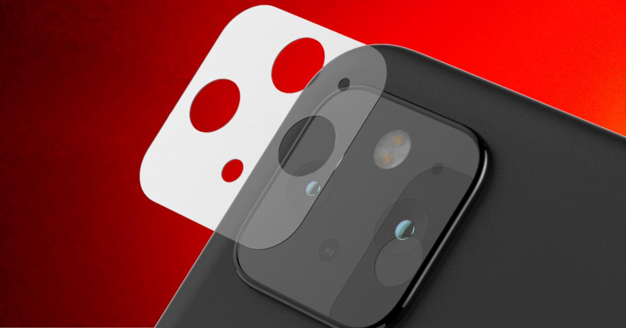 google pixel 5 camara