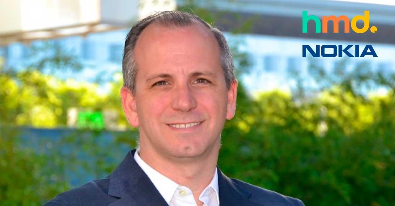Javier Martinez Esparza HMD Global