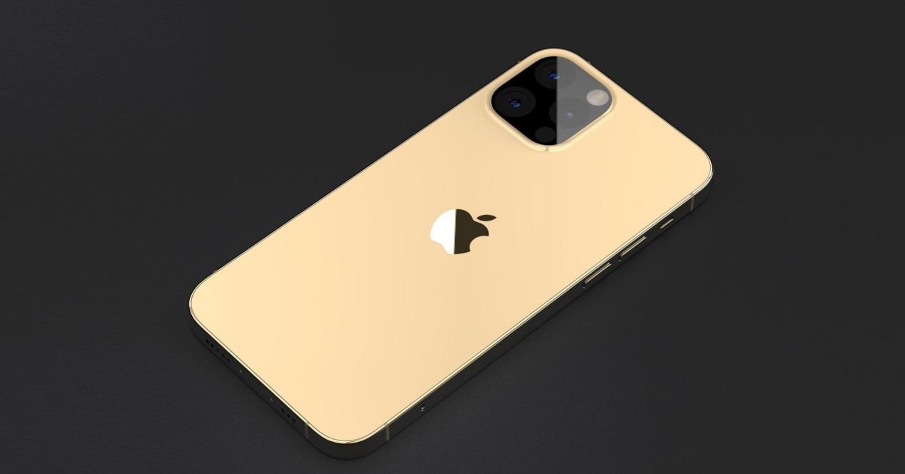 iphone 13 pro concepto