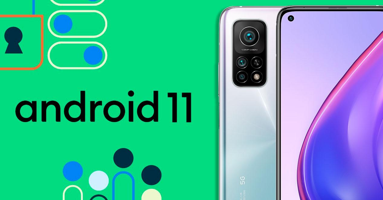 android 11 xiaomi mi 10t