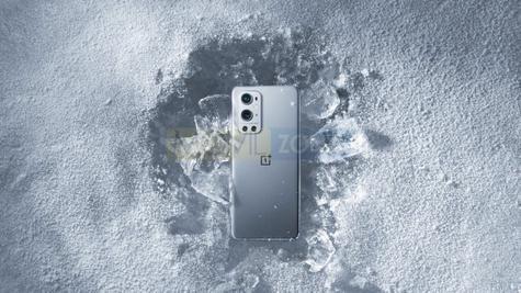 OnePlus 9 Pro plata