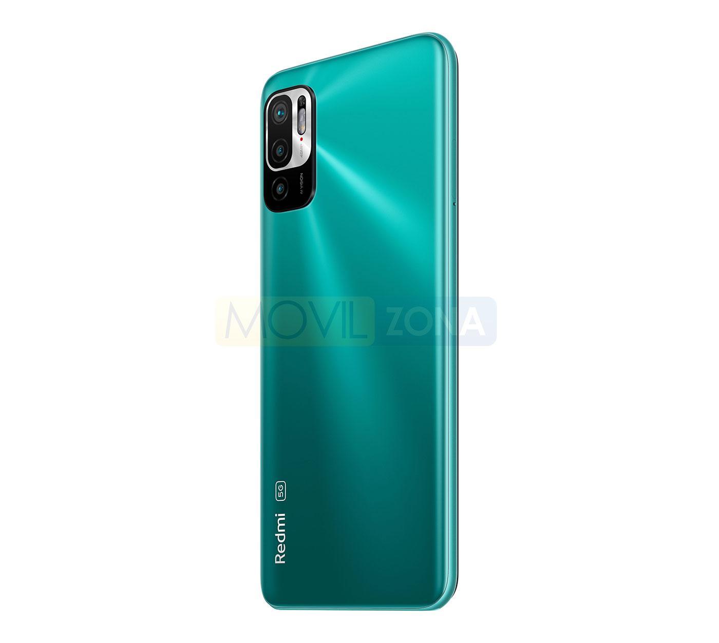 Redmi Note 10 5G verde