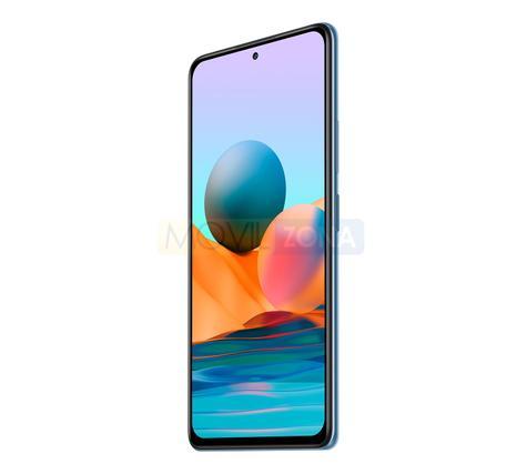 Redmi Note 10 Pro pantalla