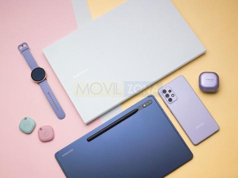 Samsung Galaxy a72 lifestyle