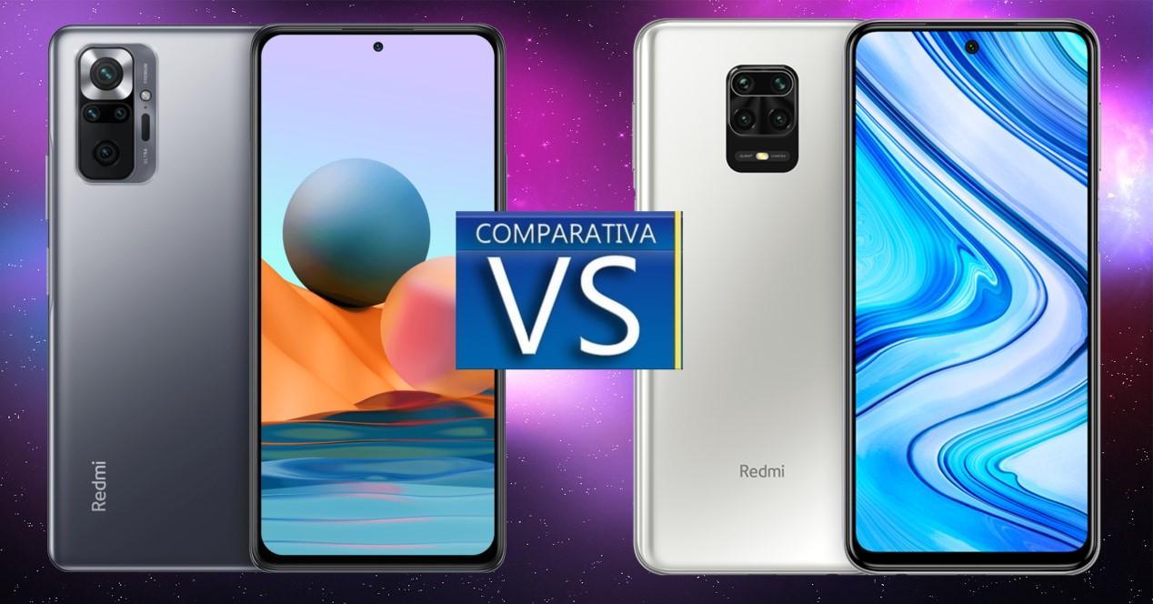 Xiaomi Redmi Note 10 Pro vs Redmi Note 9 Pro