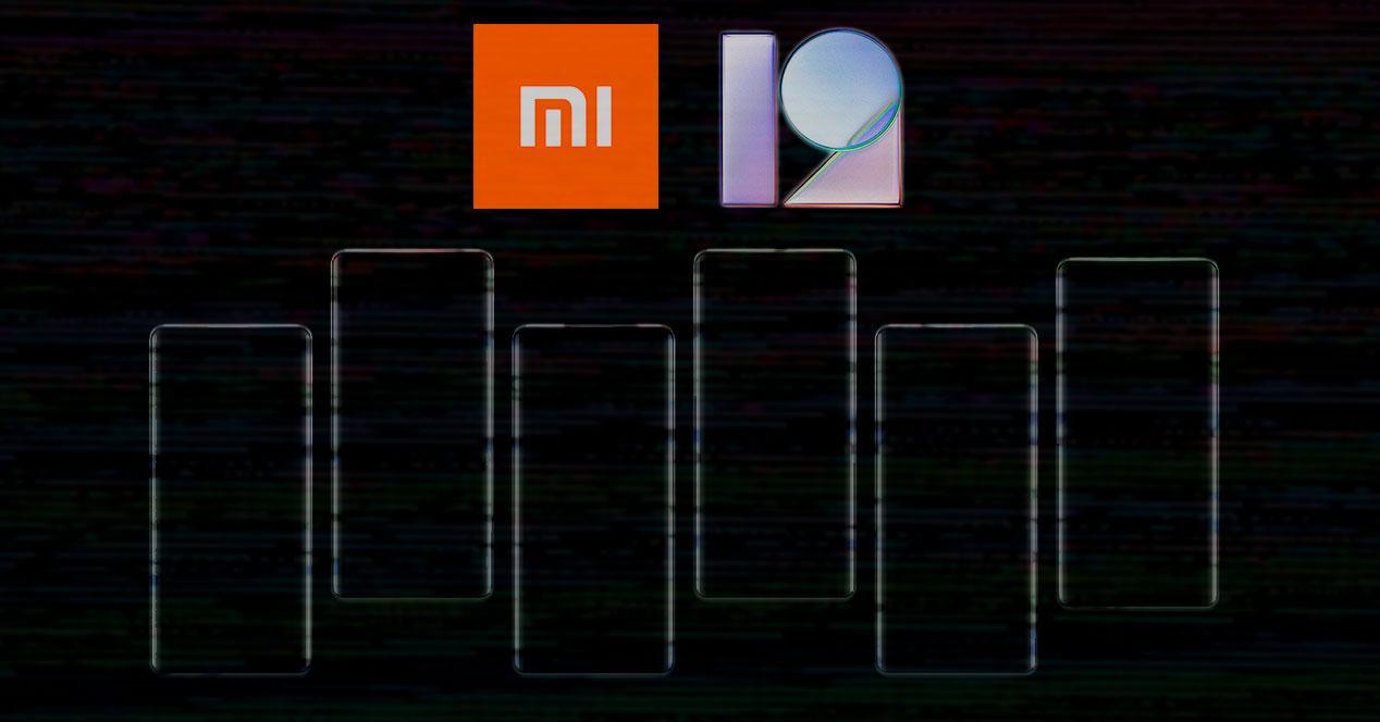 actualizacion Xiaomi móviles miui 12