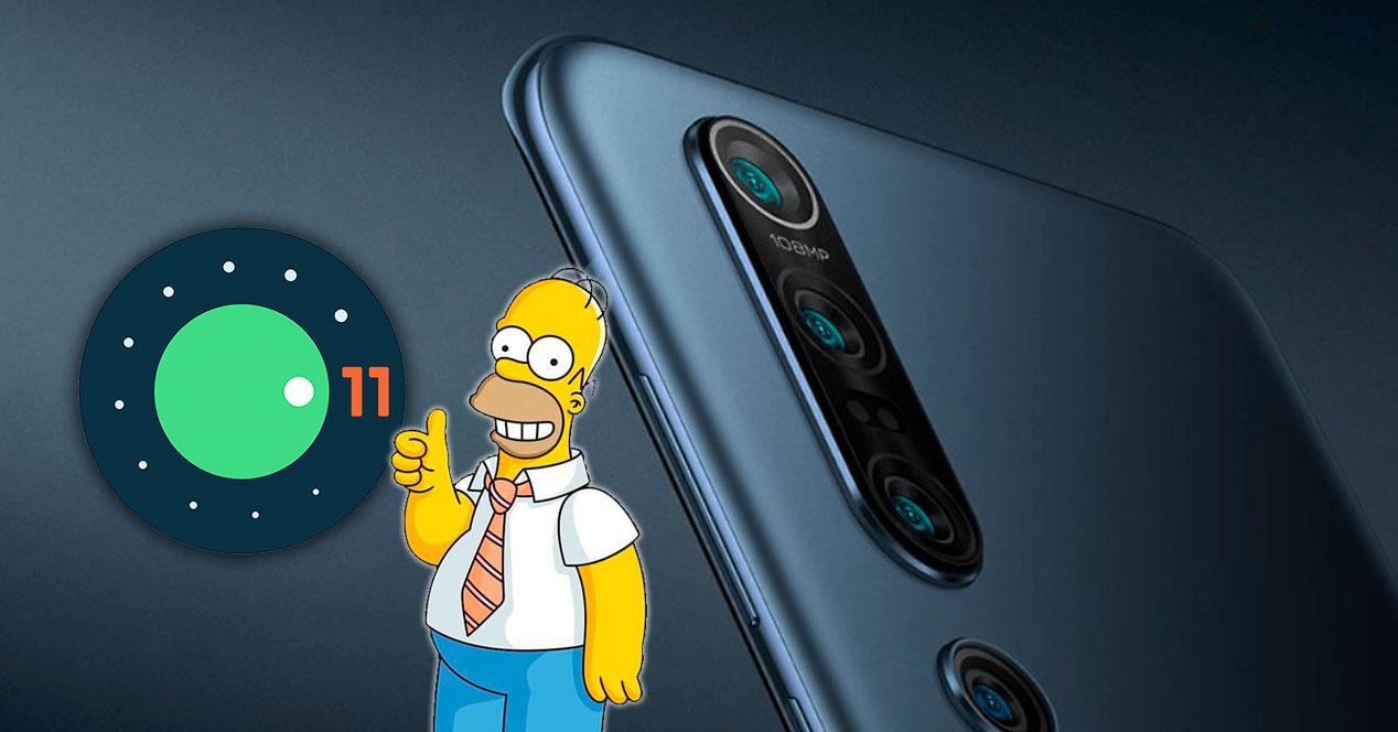 android 11 xiaomi mi 10