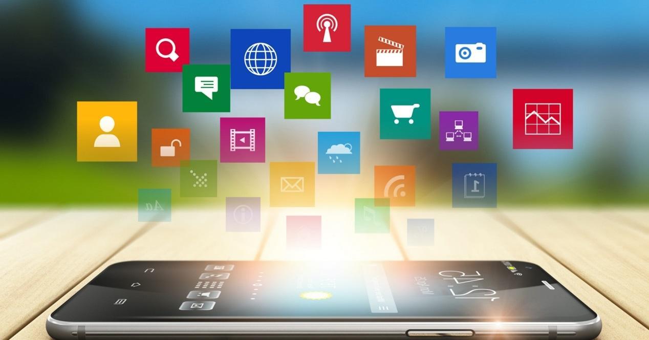 apps en el movil