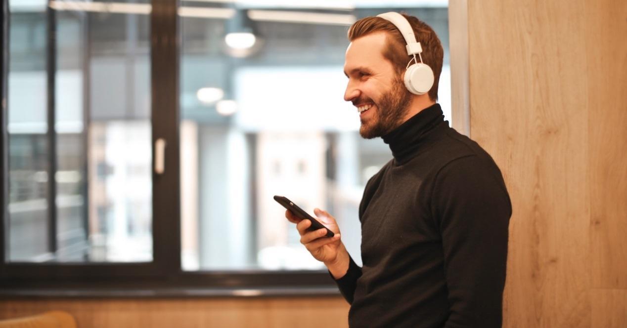 auriculares bluetooth y movil