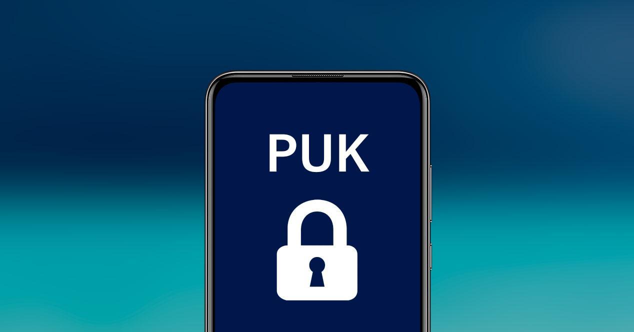 encontrar codigo PUK movil