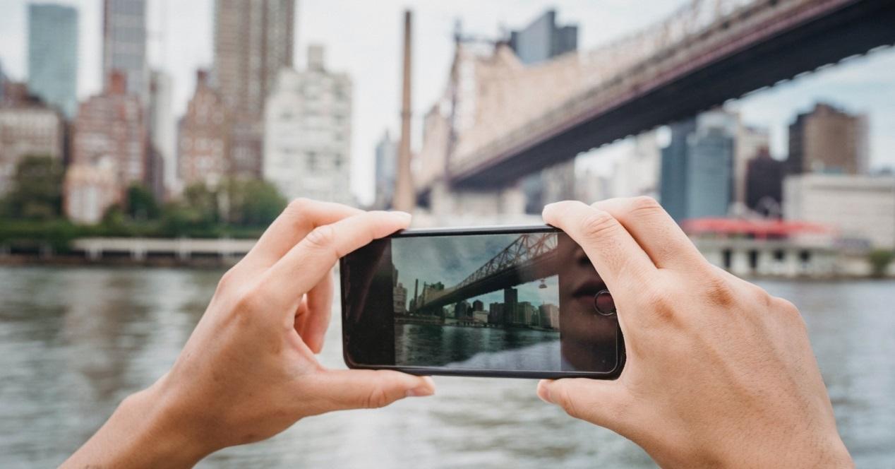 foto a un puente
