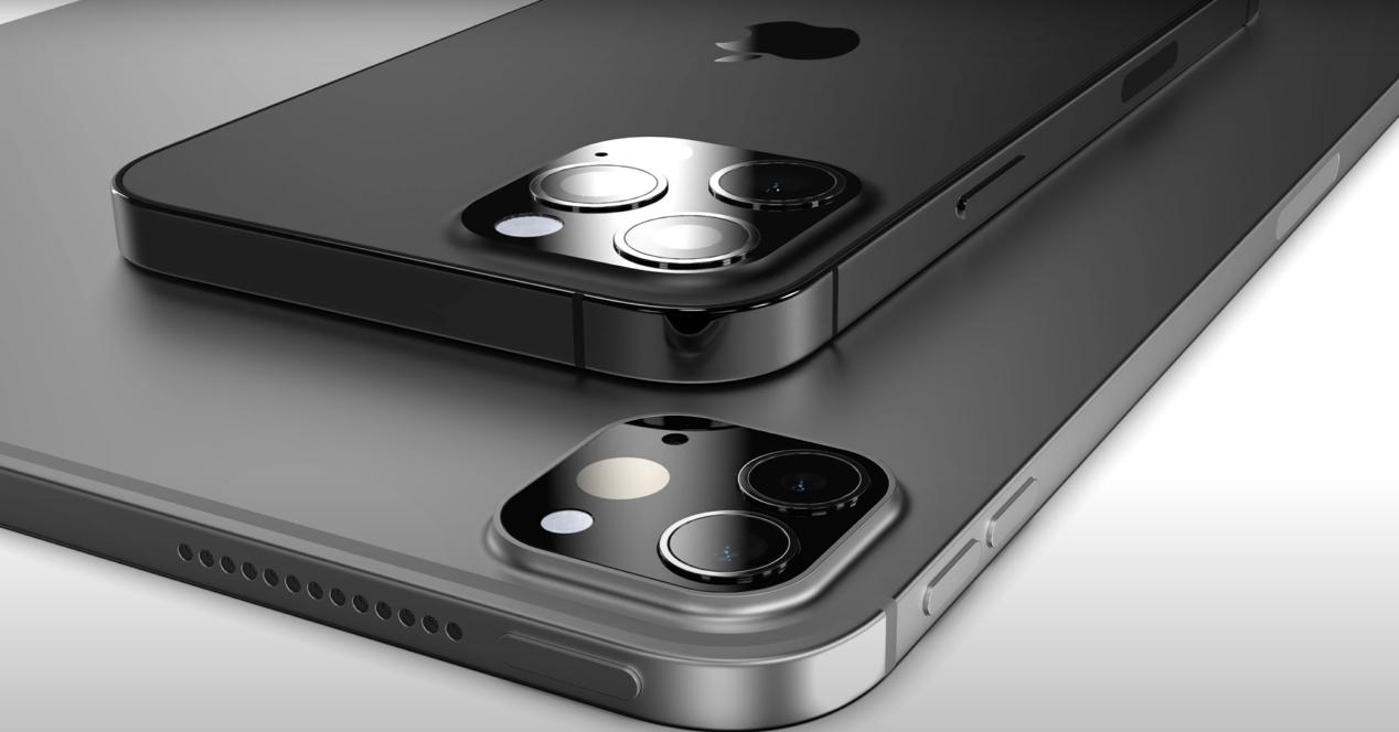 iPhone 13 posible diseño