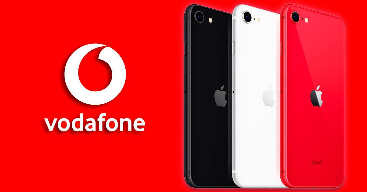 iPhone Se vodafone