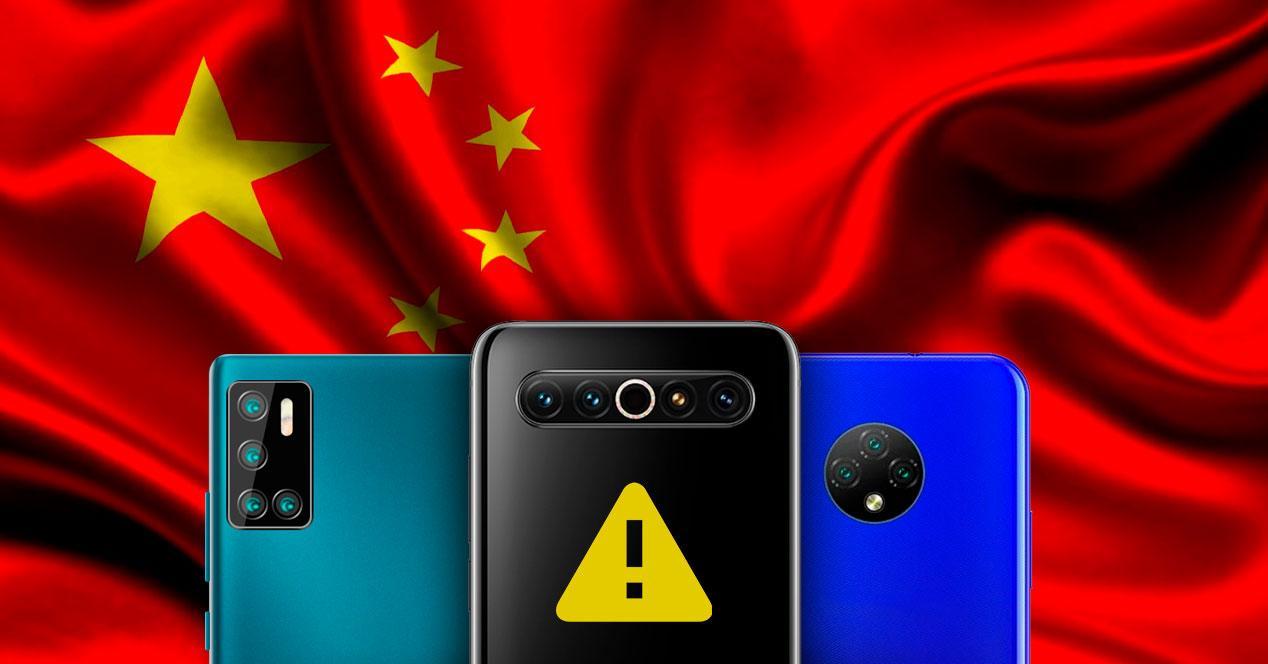 problemas moviles chinos
