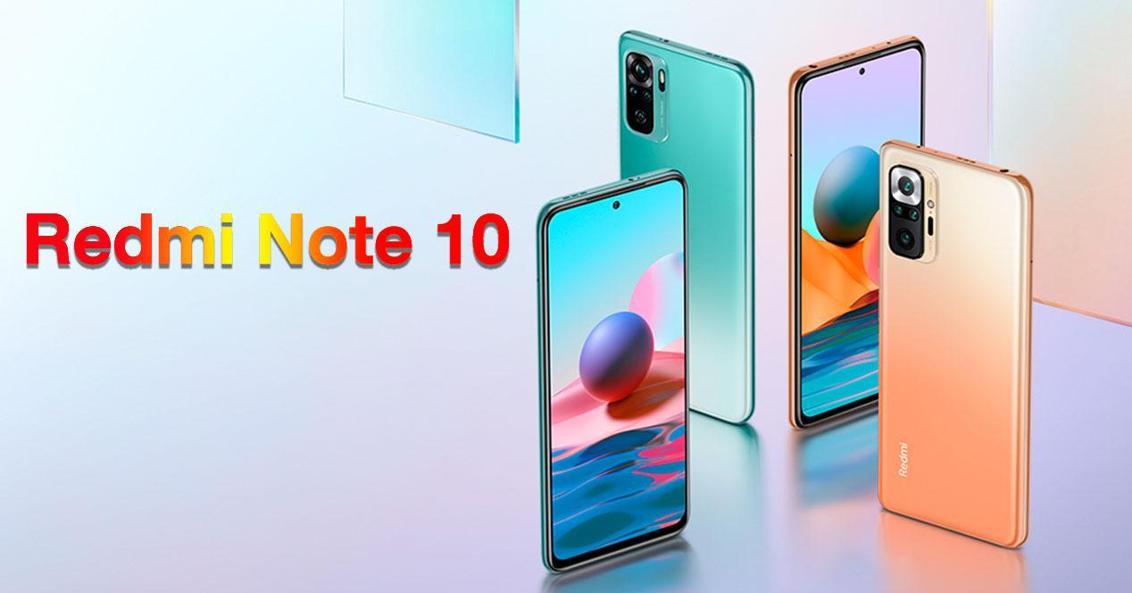 redmi note 10 españa
