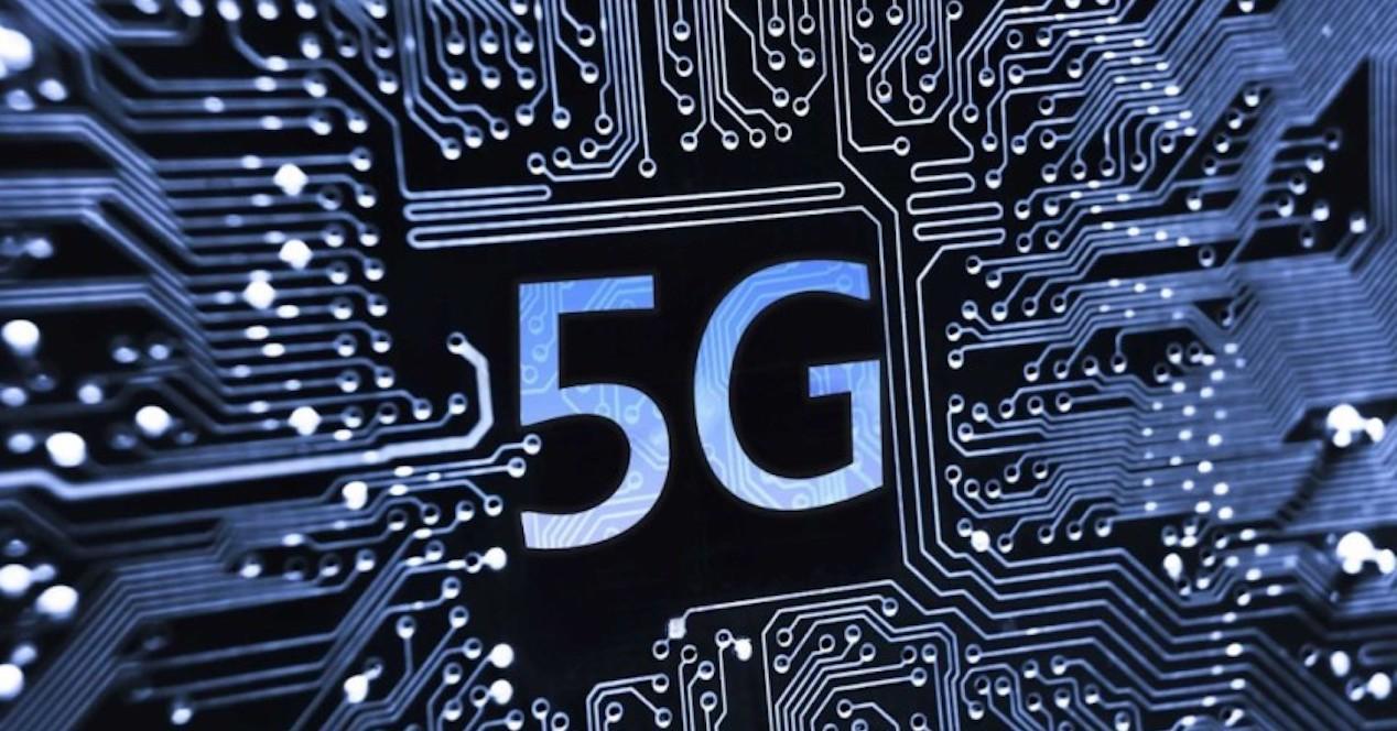 5G y componentes electrónicos