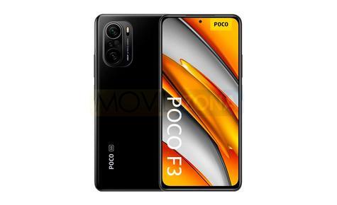 Poco F3 negro