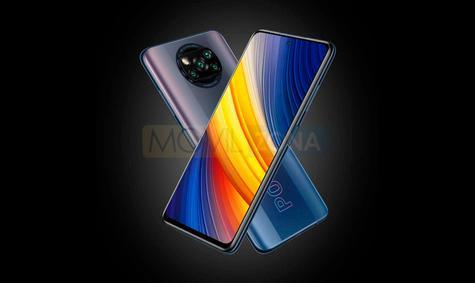 Poco X3 Pro pantalla