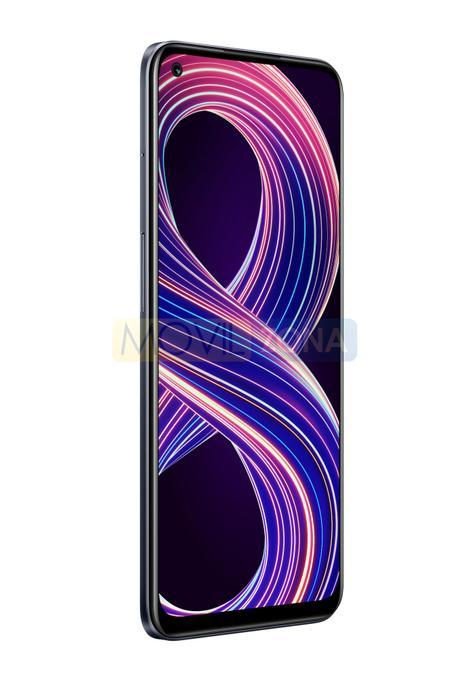 Realme 8 5G pantalla