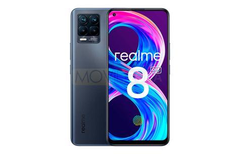 Relame 8 Pro diseño