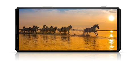 Sony Xperia 1 III pantalla