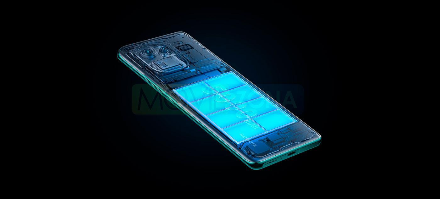 Xiaomi Mi 11 Pro batería